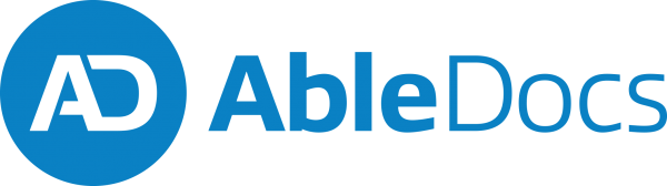 Able Docs logo